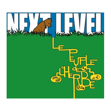 Next Level CD Digipack limited edition