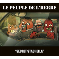 Secret Stachella CD Digipack édition limitée