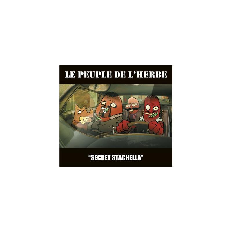 Secret Stachella CD Digipack édition limitée