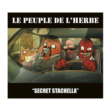 Secret Stachella CD Digipack limited edition