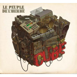 Cube CD original digipack