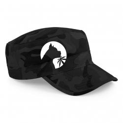 copy of Military cap black...