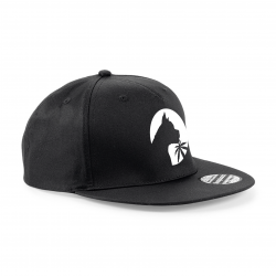 Urban black cap logo